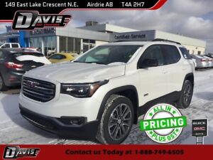 2017 GMC Acadia SLT-1 AWD, HEATED SEATS, BOSE AUDIO, NAVIGATION