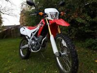 Honda CRF250L For Sale - £3,650
