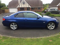 BMW 3 SERIES 320i Highline Coupe £5900