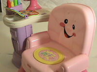 Fisher Price baby learning chair
