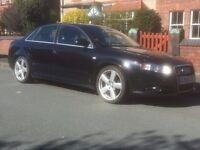 Audi A4 2.0 (2006) TDI S Line 4dr