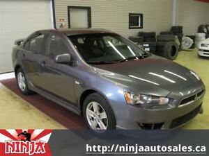 2009 Mitsubishi Lancer SE Sport 5 Speed Great Look And Drive Qua