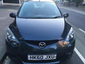 Mazda 2 petrol car 3dr hatchback 2011