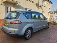 Ford S Max 7 Seater Family Car Good Condition 2010