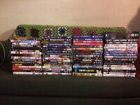 Big bundle of 50+ dvds and box sets