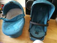 Icandy cherry travel system. I candy buggy . Pram . Pushchair. Stroller