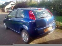 Fiat Punto 1.2, 2007, low mileage