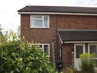 Stowmarket. A well maintained first floor 1 bedroomed flat