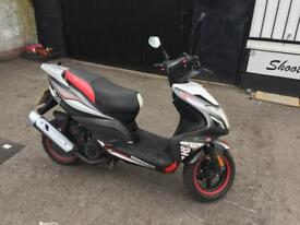 2016 Sinnis harrier 125 Scooter