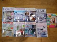 Free country homes magazines
