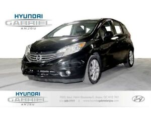2014 Nissan Versa Note SL CAMERA DE RECUL - PUSH START
