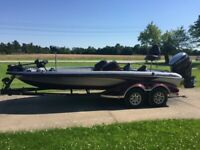 2014 Ranger Z520C Fishing Bass Boat
