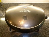 Large George Foreman 10 Portion Health Grill (Model 14532)