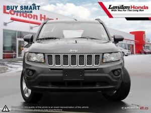 2015 Jeep Compass Sport/North Clean CarProof report, Heated S...