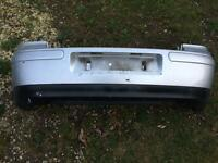 Vw golf mk4 rear bumper