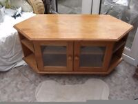 TV Stand / Unit oak