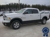 2014 Ram 1500 Outdoorsman 4WD Crew Cab Pickup Truck for Sale