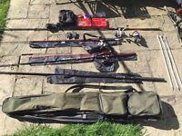 Job Lot Of Mixed Fishing gear