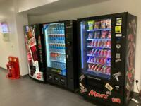 Workplace vending