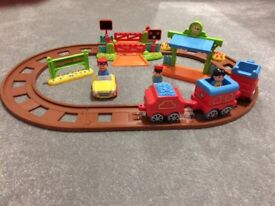 Train set Happyland