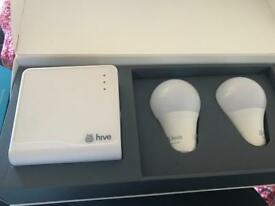 HIVE smart light kits