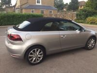 volkswagen golf convertabel 1.6 bluemotion 30pound tax a year CHRISTMAS GIVE AWAY