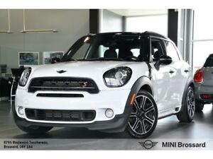 2015 MINI Cooper S Countryman ALL4 + JCW + HARMAN KARDON + KEYLE
