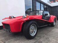 Lotus Seven 1.6 2dr ONLY 68168 GENUINE MILES