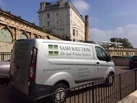 Sash Window restoration tradesman