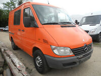LHD Mercedes Sprinter 208CDI For Export
