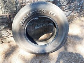 SUV/pick up tyre 245/70R16