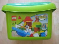 LEGO DUPLO: Green Brick Box