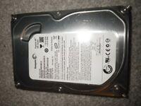 320 GB Seagate SATA HDD Hard Disk