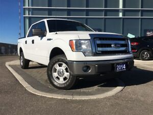 2014 Ford F-150 4 by 4, microsoft sync, flex fuel, satellite rad