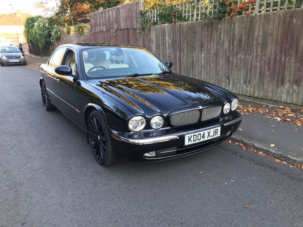 *SUNROOF*IMMACULATE* 2004 JAGUAR XJR 4.2 SUPERCHARGED V8 ...