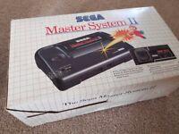 SEGA MASTER SYSTEM 2 USED CONSOLE