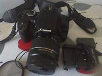Canon EOS kiss camera