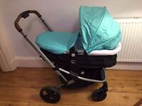 Mothercare Xpedior Travel System / Pram with Car Seat