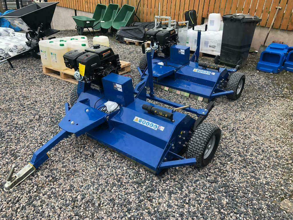 New Quad atv flail mower | in Armagh, County Armagh | Gumtree