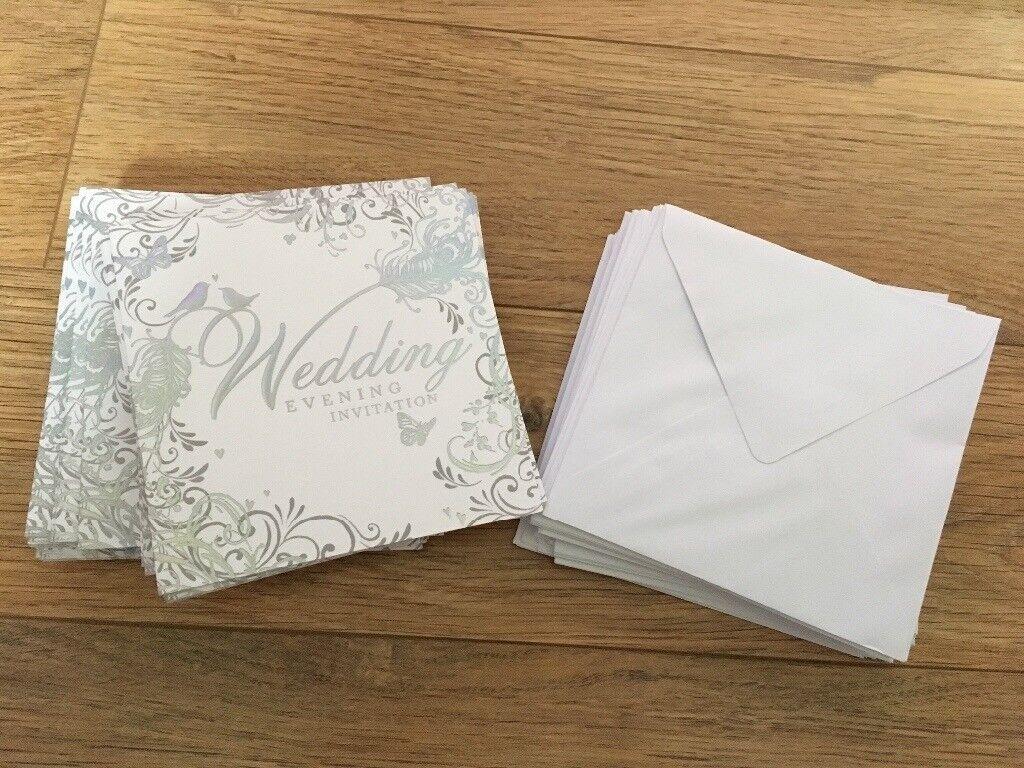 Day/evening wedding invitations | in Drylaw, Edinburgh | Gumtree