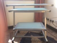 FREE computer desk / table with sliding shelf
