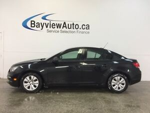 2016 Chevrolet CRUZE - 6 SPEED|1.8L|ON STAR|18 KM|AS BUDDY!