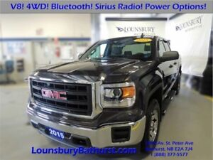 2015 GMC Sierra 1500 5.3L V8 - ROBUST AND POWERFUL!