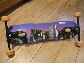 Freebord/ Freeboard - skateboard mixed with snowboard. Excellent condition.