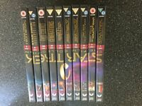 Star Trek movies 1-10