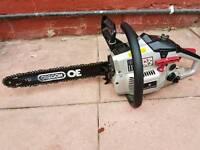 Speare & Jackson petrol 2stroke chainsaw