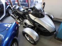 2008 CAN AM SPYDER $33 /sem