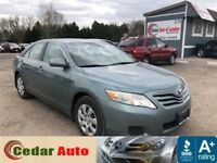 2011 Toyota Camry LE London Ontario Preview