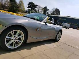 Bmw convertible z4 swap for e46 conv