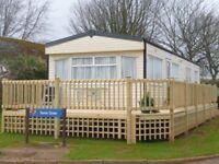 3 Bed Caravan for Hire - Hoburne Devon Bay